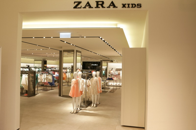 Zara Kids Bondi Junction Store Launch
