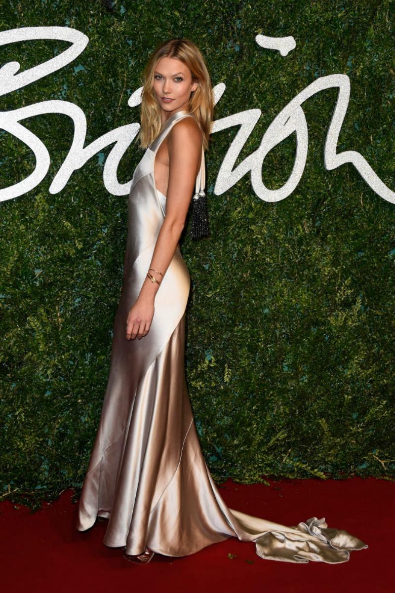 British Fashion Awards 2014 Best Dressed