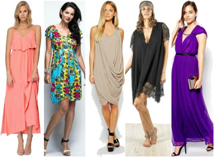 Mum Friendly Dresses for the Party Season