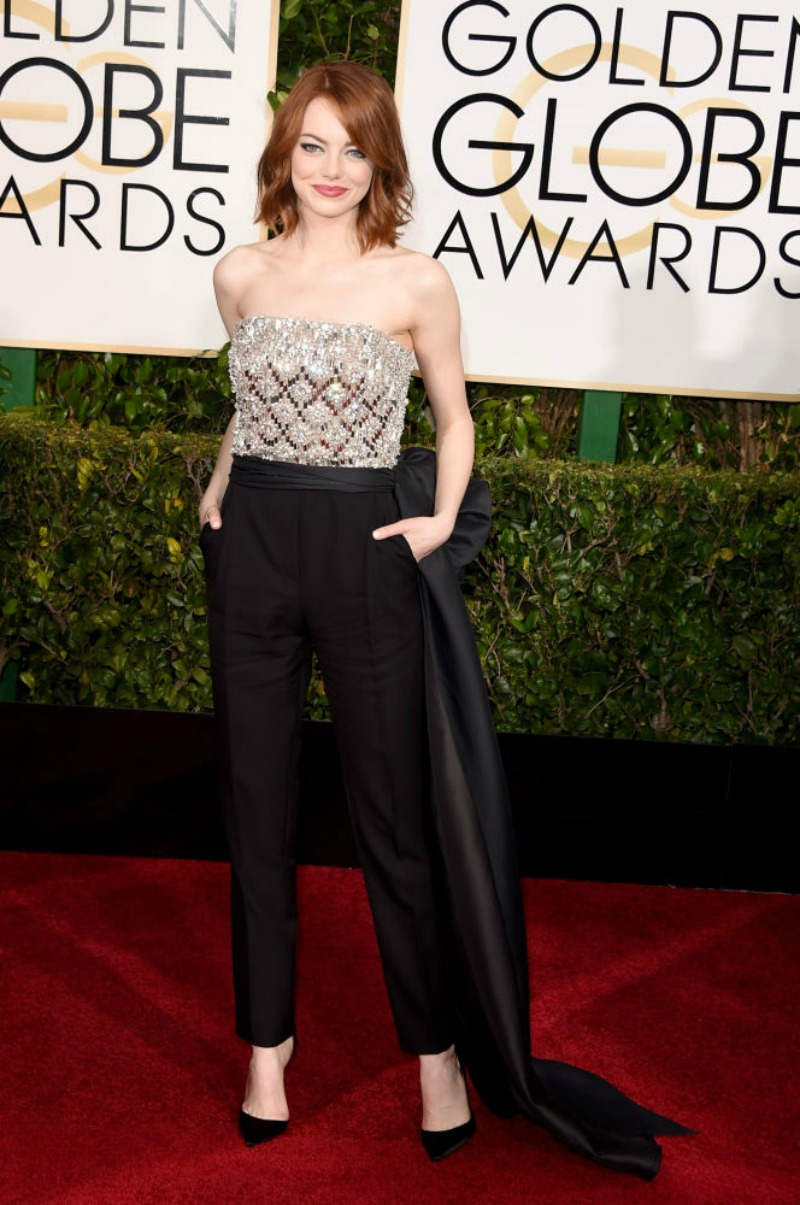 Top 10 Best Dressed Golden Globes 2015