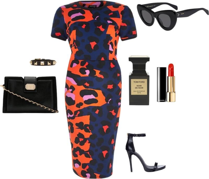 Friday Fashion Find: River Island Column Dress