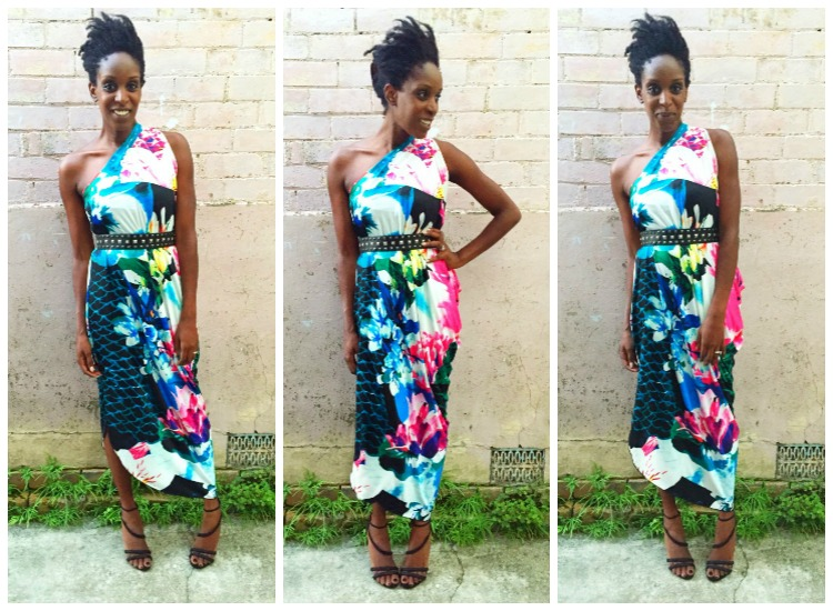 My Style St Frock Goddess Maxi Dress