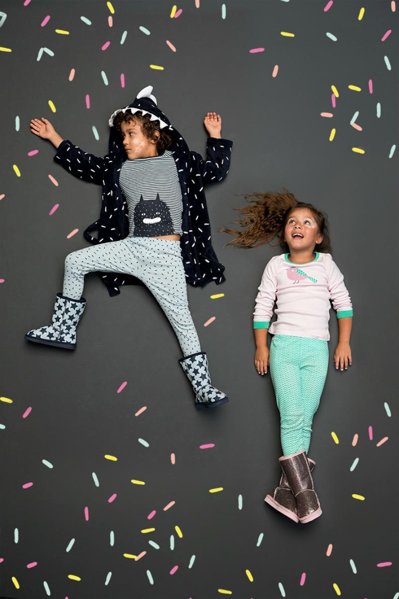 Cotton On KIDS Relaunches Sleepwear Range