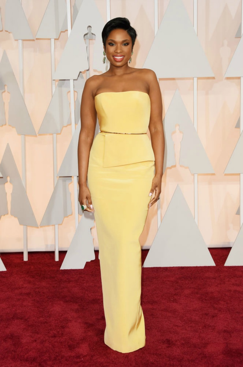 Oscars Best Dressed 2015