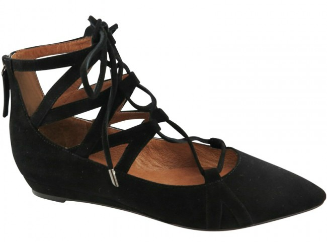 Shoesday: Wittner Rallo Flat