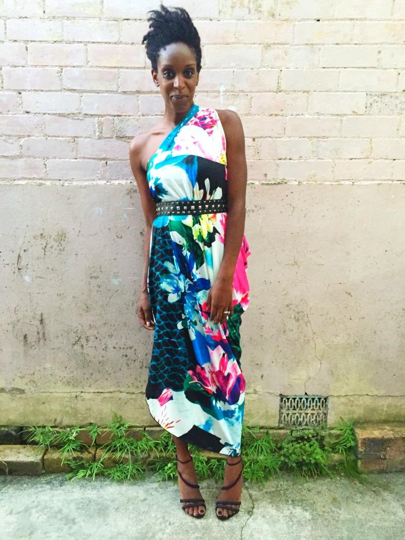 My Style: St Frock Goddess Maxi Dress