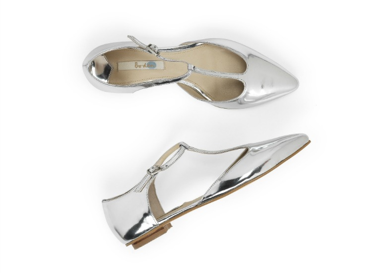 Shoesday: Boden Flat T-Bar Point