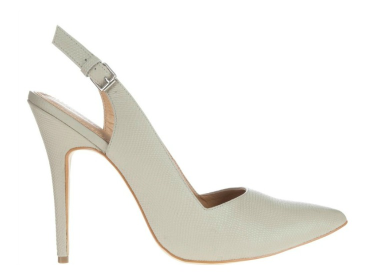 Shoesday: Atmos&Here Bettina Slingback Pump