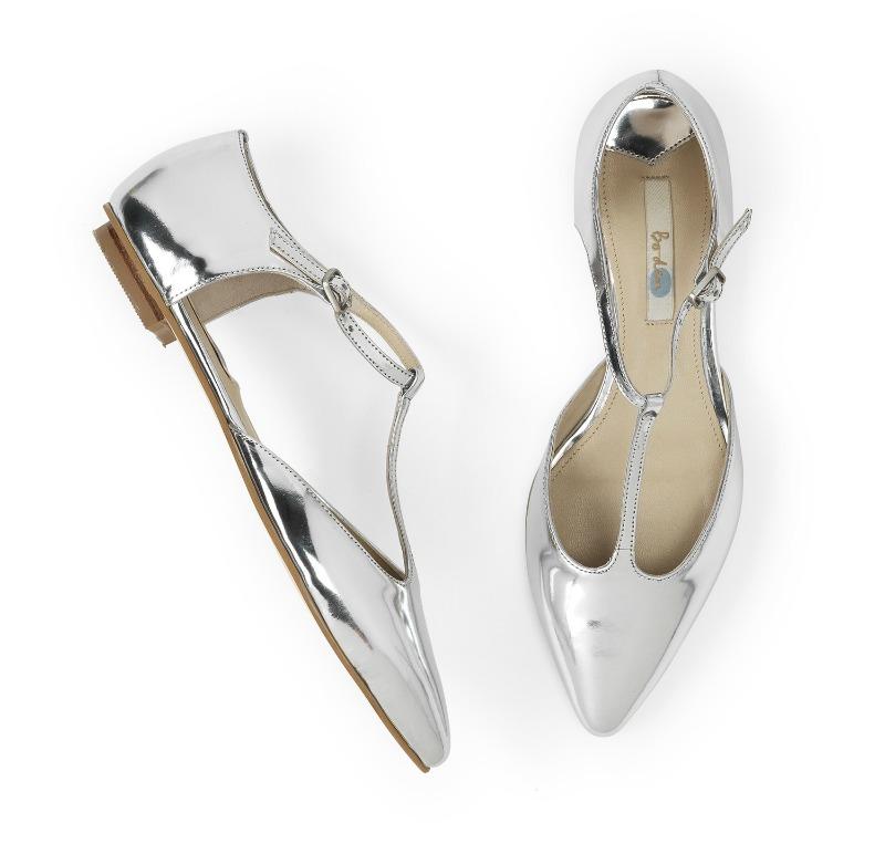 Shoesday: Boden Flat T-Bar Point