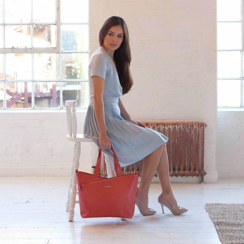 Win a Storksak Lucinda Nappy Bag