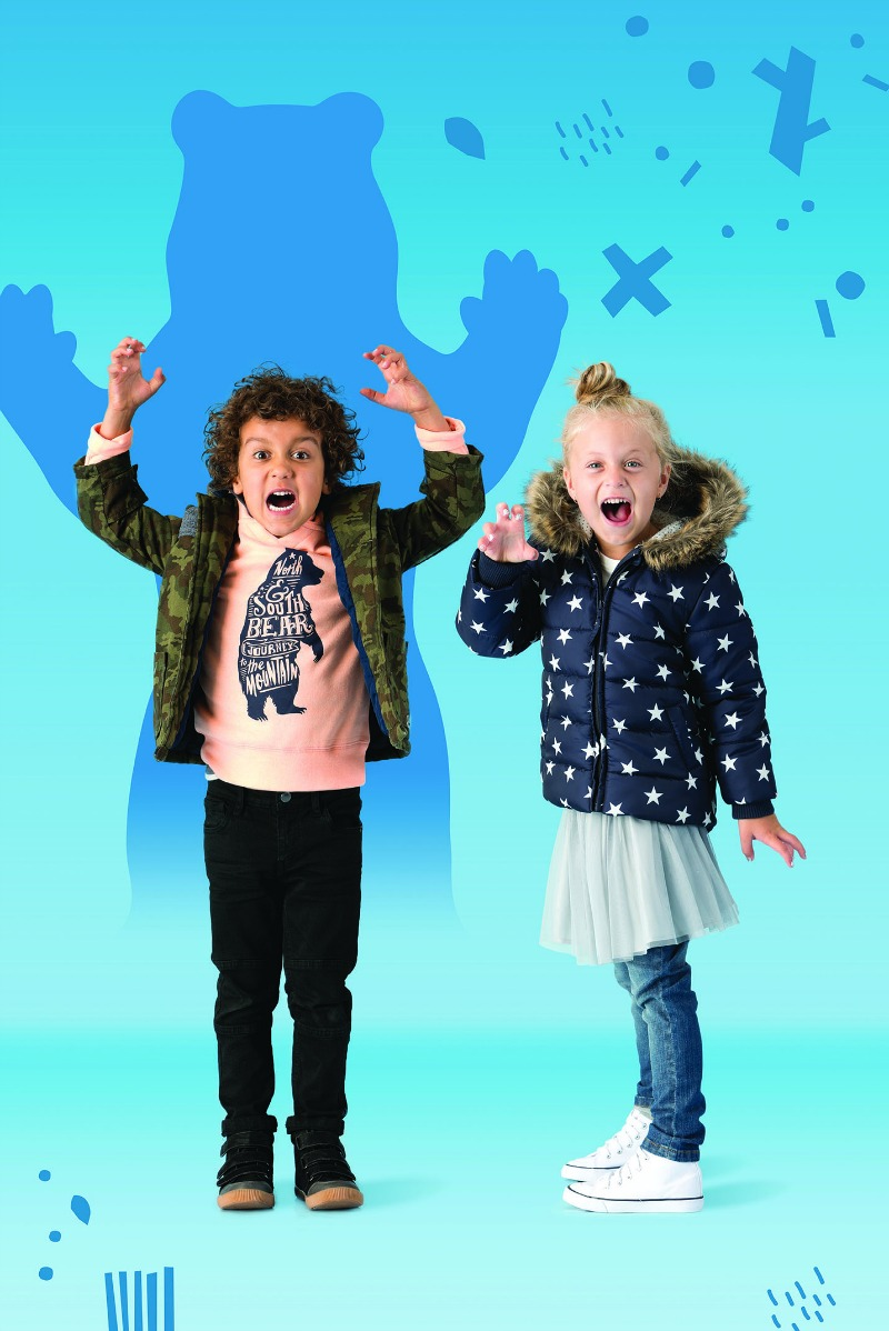 Cotton On Kids Autumn Winter Range