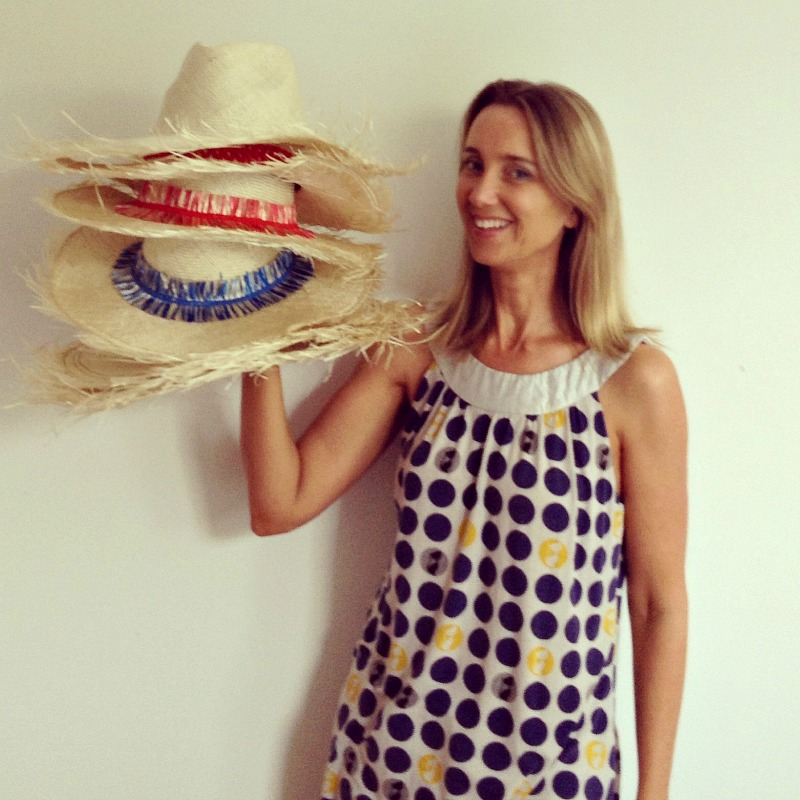 Interview with Celebrity Milliner Carolyn Unwin