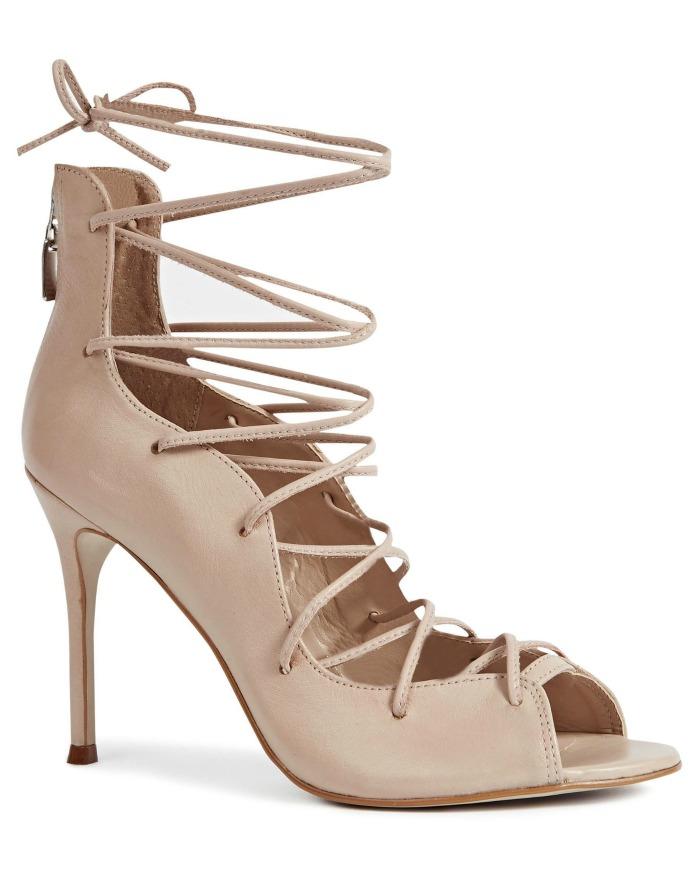 Shoesday: Next Lace Up Sandal