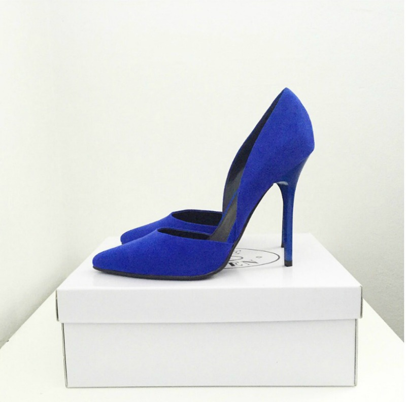 Shoesday: Steve Madden Varcityy Pump
