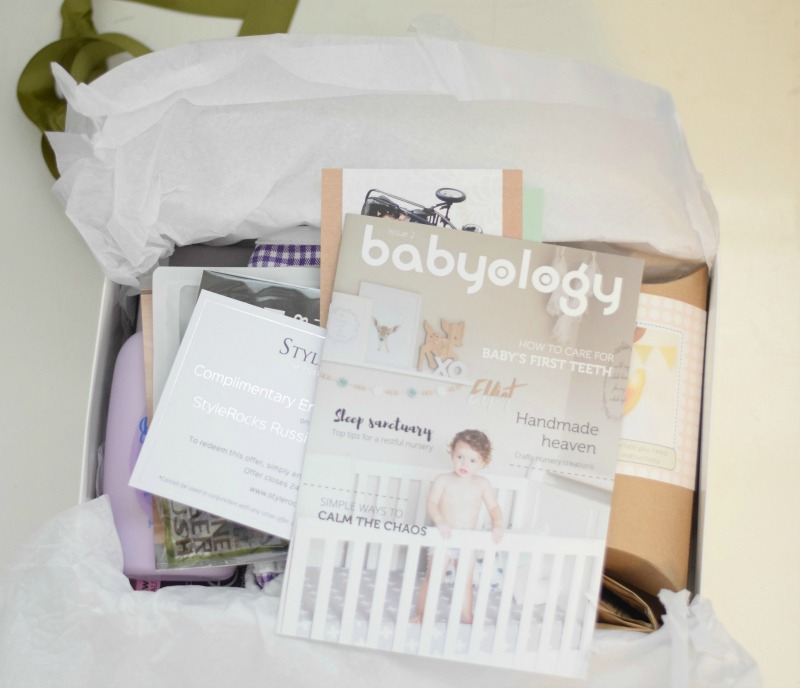 REVIEWS: Babyology Subscription Box