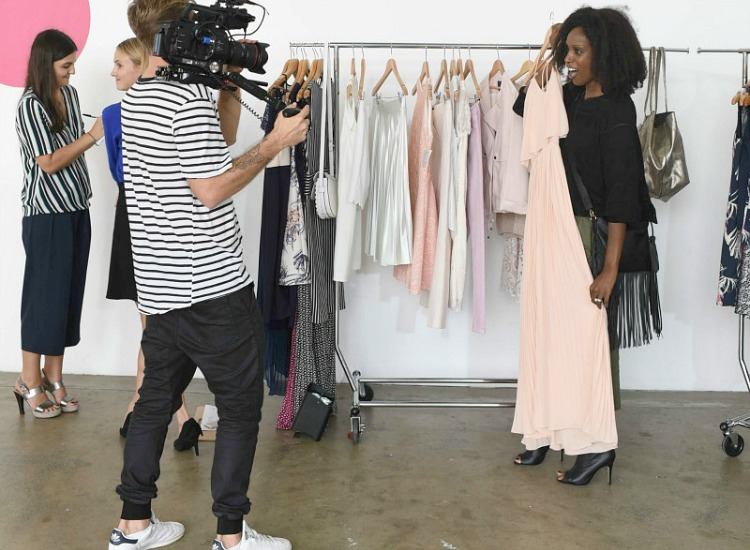 Next Press Day SS 2015 Video