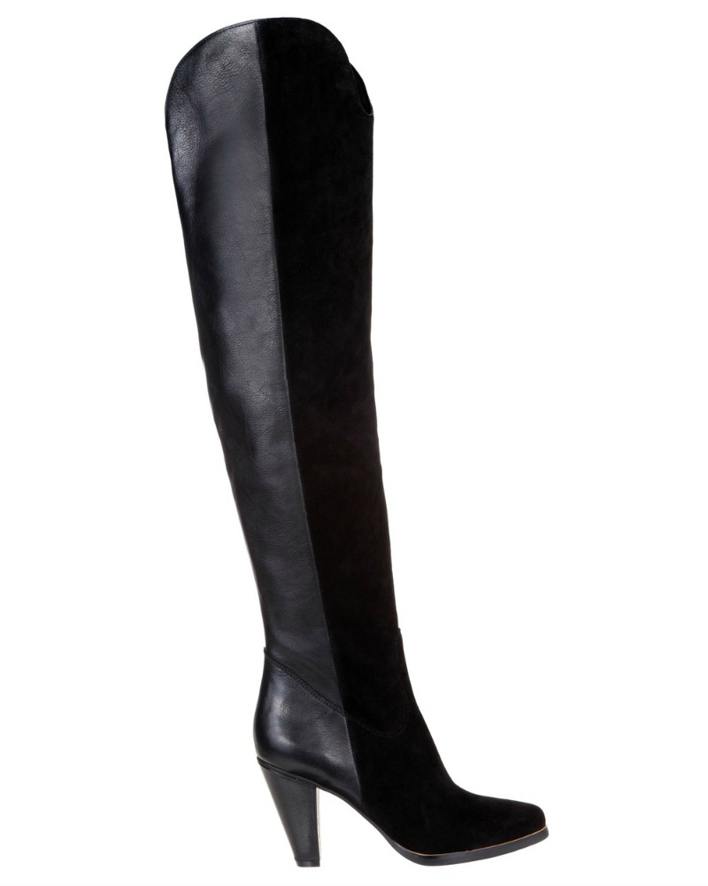 Shoesday: Lionheart Over The Knee Boot