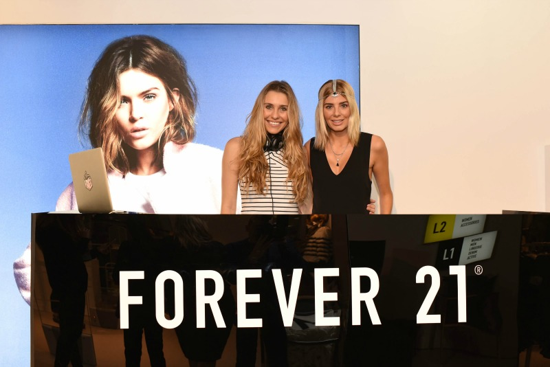 Forever 21 Pitt Street