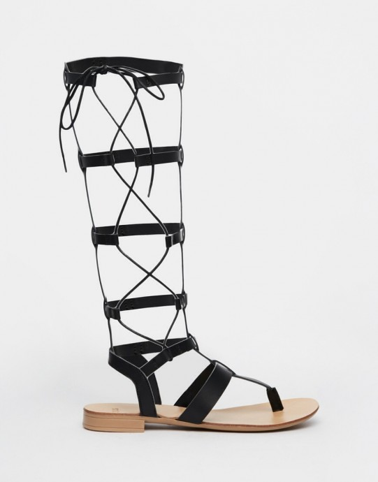 Shoesday: 10 Tall Gladiator Sandals