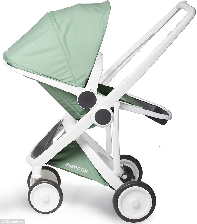 Greentom Upp | The World's Greenest Pram