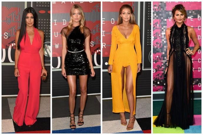MTV VMAS 2015 Top 10 Best Dressed