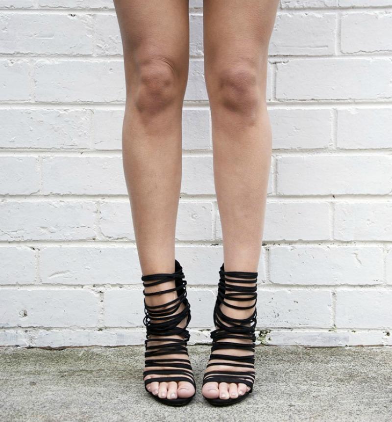 lShoesday: Lipstik Gabbi Heels