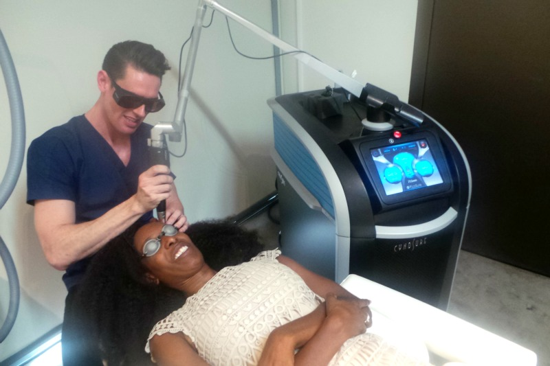 Picosure Laser Treatment Review & Giveaway