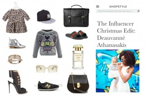 ShopStyle Australia Christmas Edit :: Shop Gift Ideas for the Whole Family