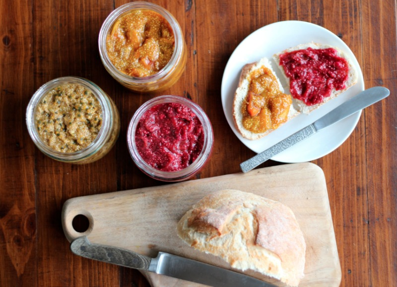 Kids Meals: Mixed Berry Chia Jam