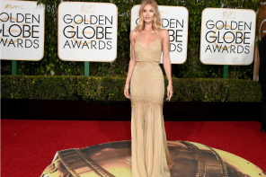 Golden Globes 2016 Top 10 Best Dressed