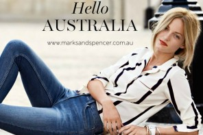 Marks and Spencer Australia Launch