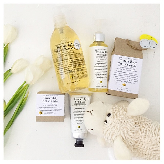 Top 5 Natural Baby Skincare Products