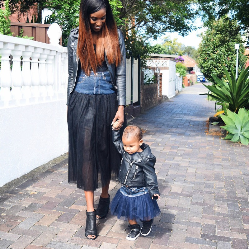 What We Wore: Matchy Matchy in JPG for Target Australia