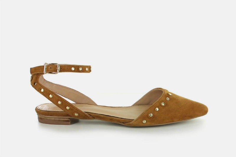Shoesday: Wanted Cabella Studded Flats