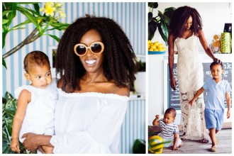 Mama Stylista Featured on the Mum Life Project