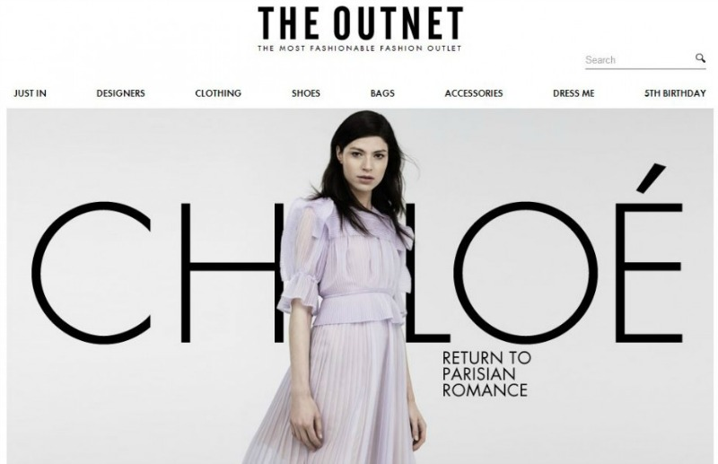 The Outnet-Online Shopping Tips to Save Money