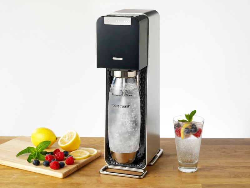Sodastream Power - Sparking Water at your Fingertips