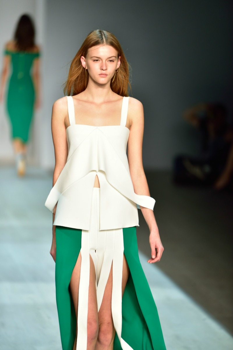 MBFWA 2016 Day 1 Highlights - Yeojin Bae Contemplation Collection