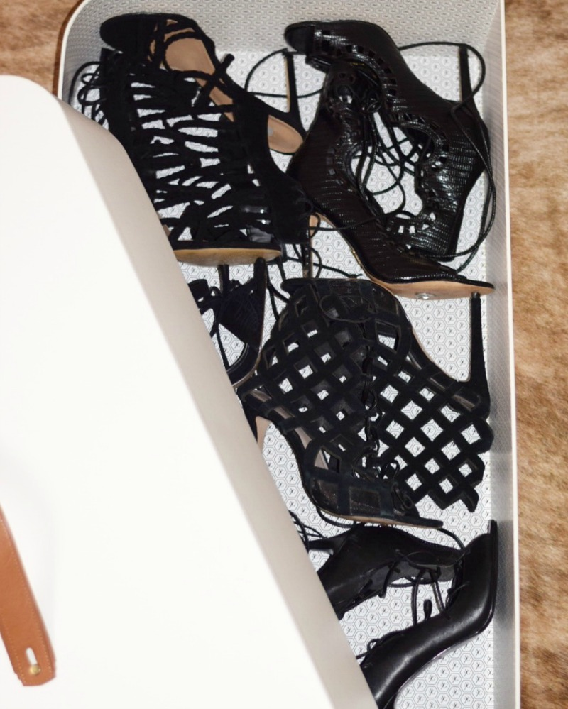 Shoesday: Sagitine Shoe Boxes - The Perfect Solution for a Shoeaholic!