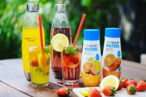 Sodastream Power – Sparkling Water at your Fingertips