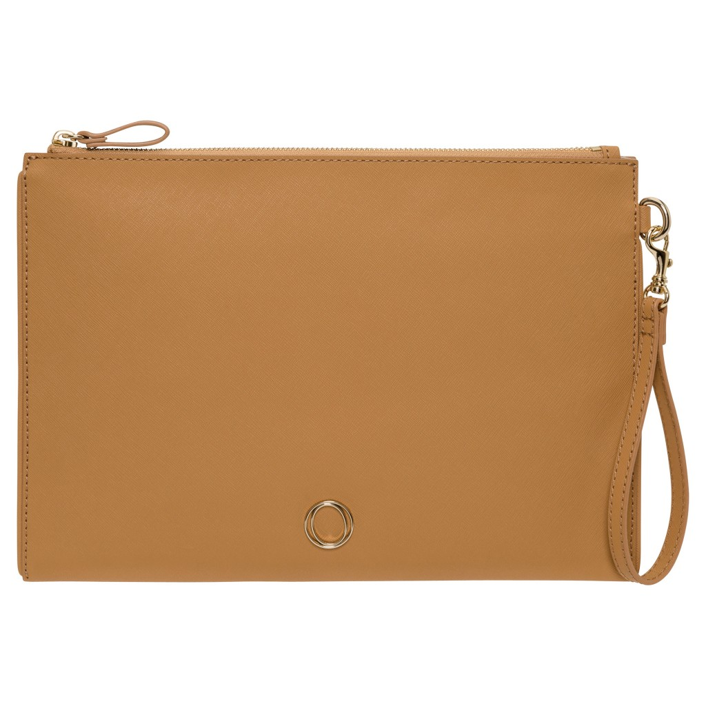 Metier Zip Clutch
