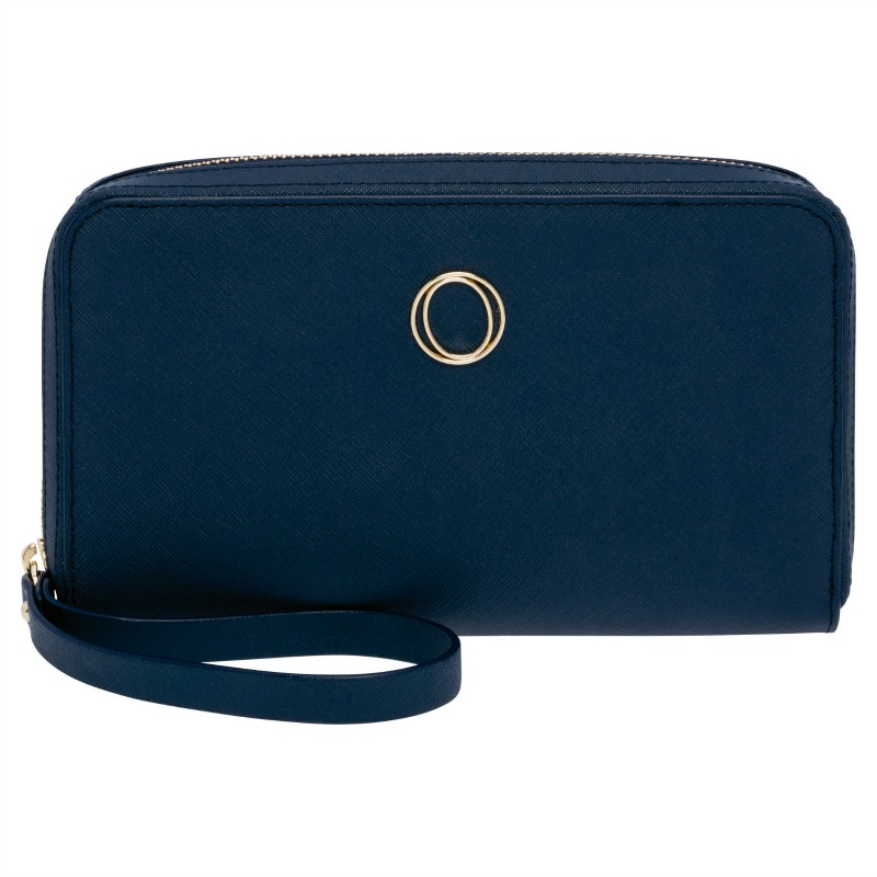 Metier Zip Around Clutch $295