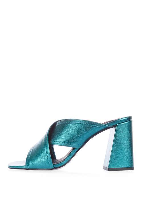 Topshop Riot Flare Mule $112.89