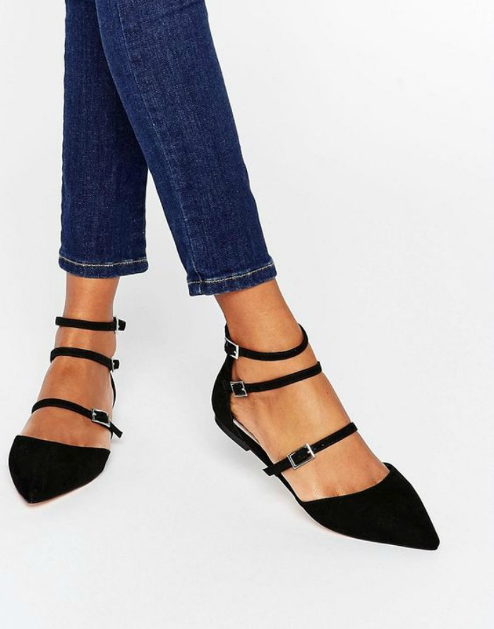 The Triple Strap Shoe - Shop 10 of the Best