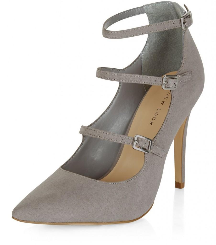 New Look Pointed Heels $24.99