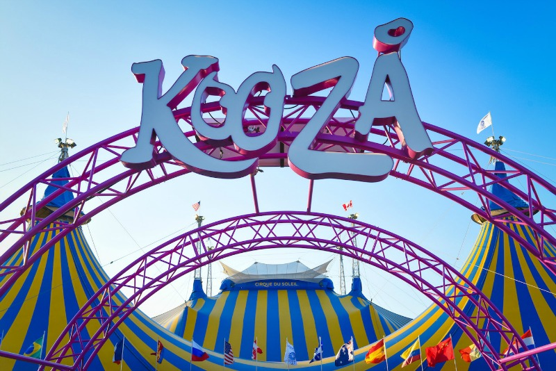 Cirque Du Soleil Kooza Review - Experience the Magic