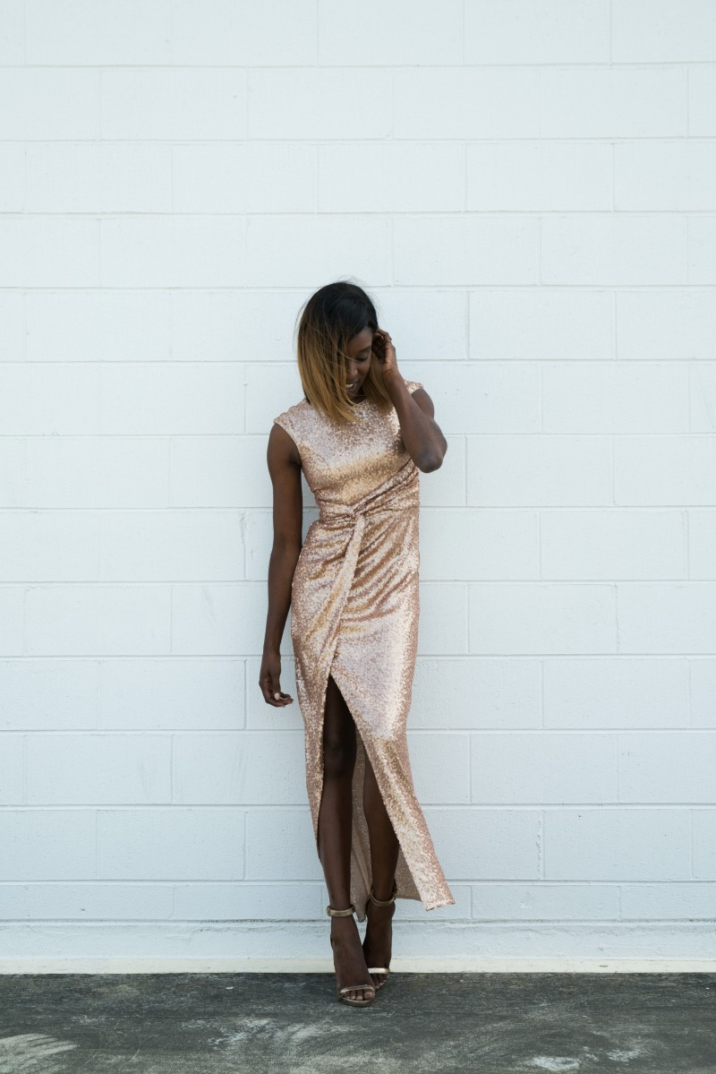 My Style: Romance Golden Age Twist Maxi