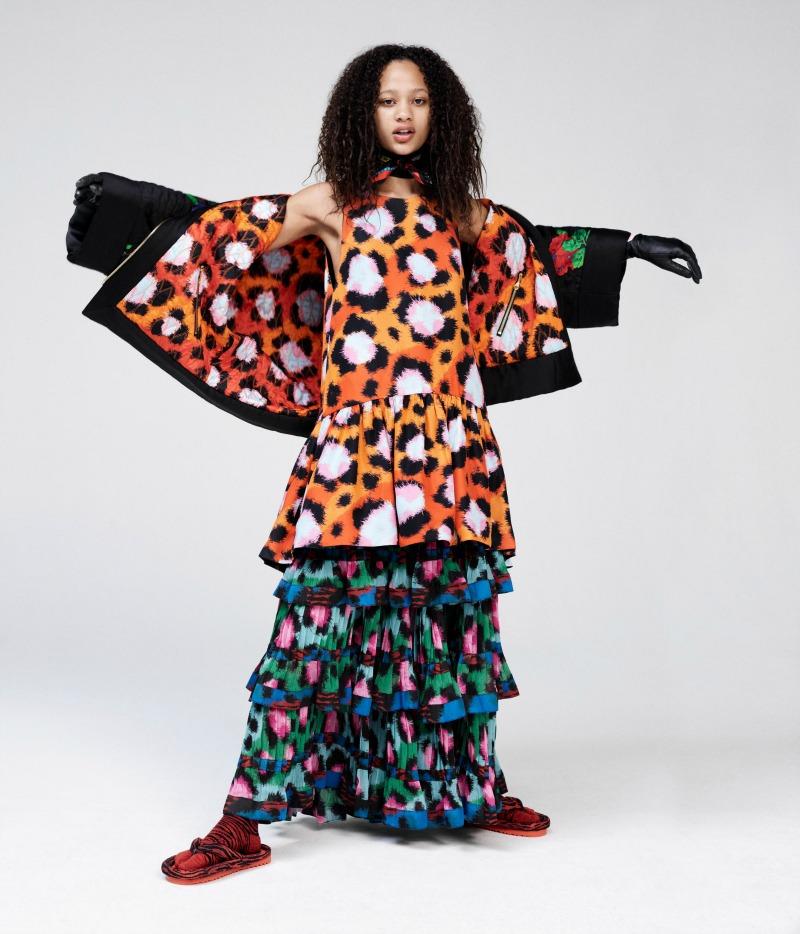 Kenzo x H&M Australia Launch