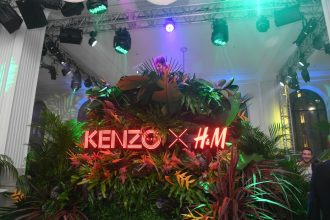 Kenzo x H&M Launch Event at The Trust Building, 155 King St, Sydney - Wednesday 2nd November, 2016 Photographer: Belinda Rolland © 2016