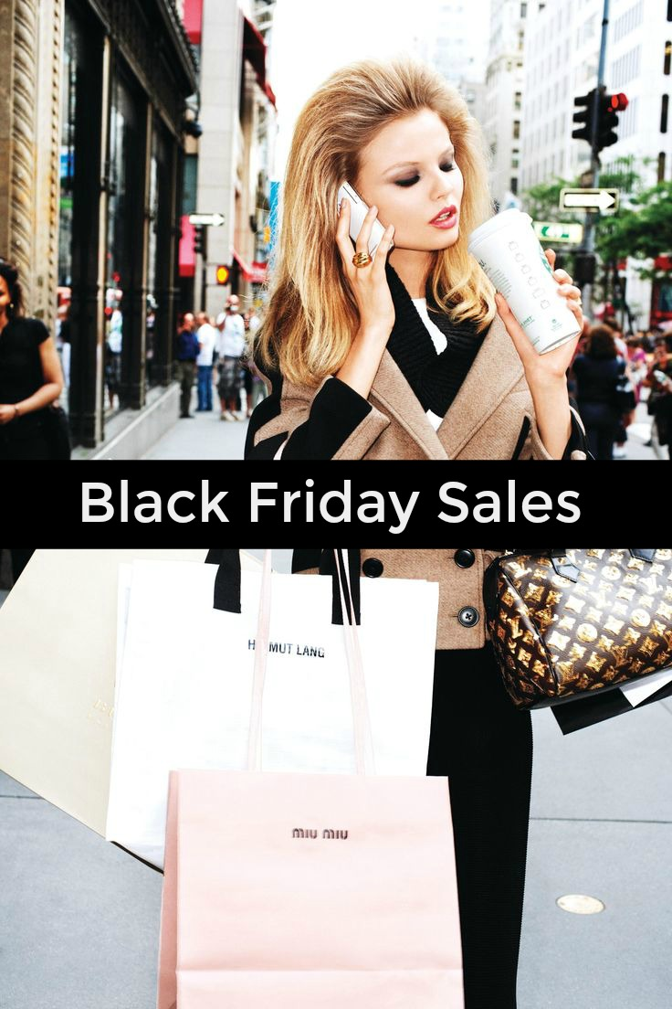 Black Friday & Cyber Monday 2016 - Shop All the Best Sales